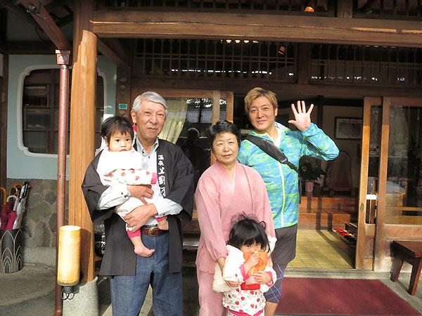 NHK BSプレミアム「ふらっとあの街 旅ラン10キロ」